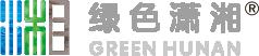 绿色潇湘logo
